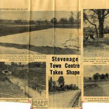 Stevenage Town Centre Takes Place | Stevenage Museum