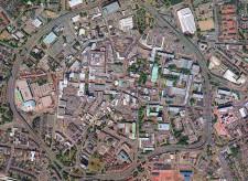 Leonard Vincent about Stevenage pedestrianised Town Centre