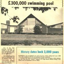 '£300,000 Swimming Pool' | Welwyn Hatfield Museum Service