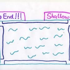 Rashida's Swimming Pool